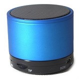 VALUESTORE Speaker Bluetooth Glitz [S10] - Blue - Speaker Bluetooth & Wireless